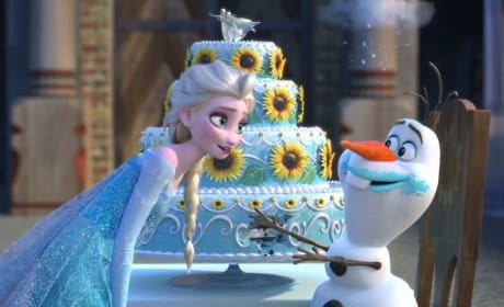 Frozen Fever Trailer: Catch Up with Elsa, Anna & Olaf