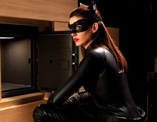 The Dark Knight Rises: Anne Hathaway