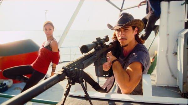 That's a Big Gun, Cougar