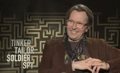 Tinker Tailor Soldier Spy Exclusive: Gary Oldman Chats with Movie Fanatic