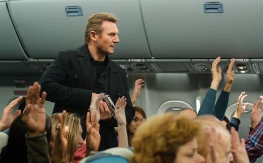 Liam Neeson Stars Non-Stop