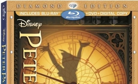 Peter Pan Blu-Ray Review: A Walt Disney Favorite!