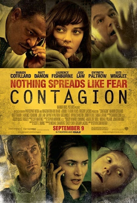 Contagion: New Poster