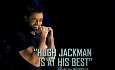 Movie Fanatic on TV: Hugh Jackman at His Best!