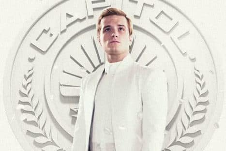 Mockingjay Peeta Portrait