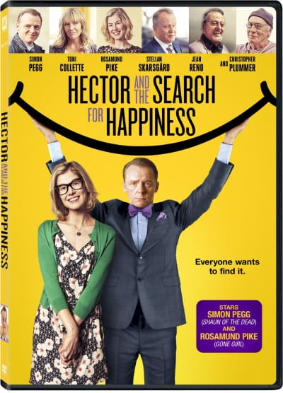 Hector and the Search for Happiness DVD