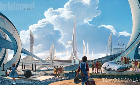 Tomorrowland Concept Art
