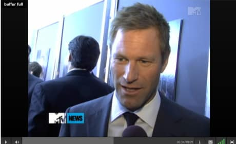 Aaron Eckhart to MTV: No Two-Face for Batman 3