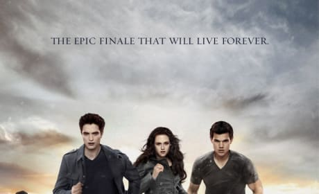 Breaking Dawn Part 2 Final Poster: It's Here!
