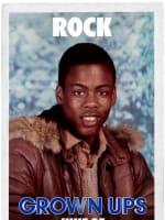 Grown Ups Chris Rock Kid Poster