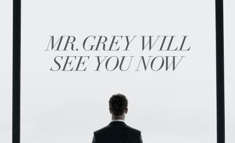 Fifty Shades of Grey Poster: Mr. Grey Will See You Now!