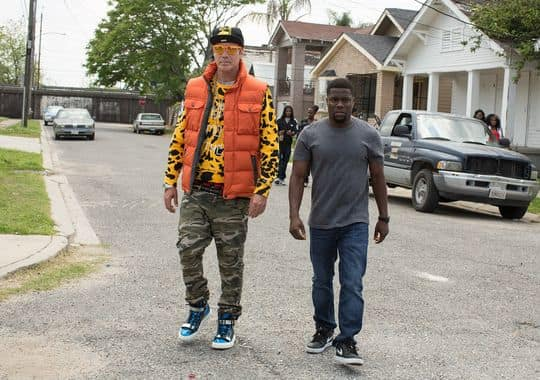 Will Ferrell and Kevin Hart Get Hard