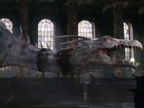 Gringotts Bank Dragon