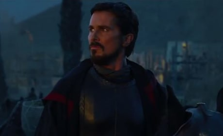 Christian Bale Stars In Exodus: Gods and Kings