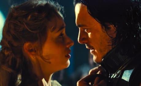 Dracula Untold Luke Evans Sarah Gadon
