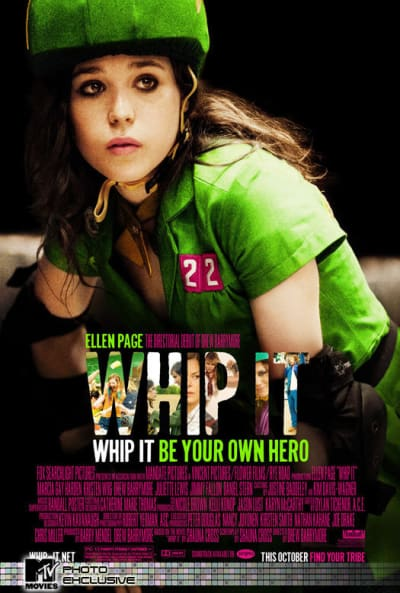 Whip It! Poster