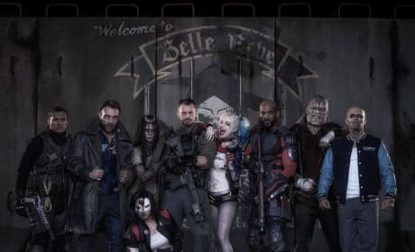 Suicide Squad Photo: Meet Task Force X!