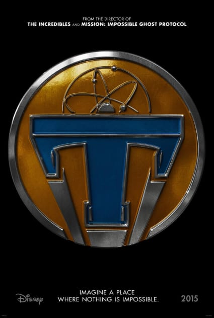 Tomorrowland Teaser Poster