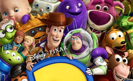 See Everyone in the Toy Chest on the New Toy Story 3 Poster!
