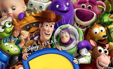 Toy Story 3 Ensenmble Poster