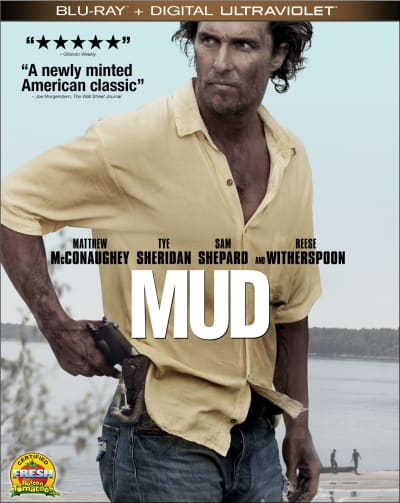 Mud DVD/Blu-Ray