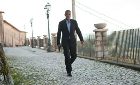Clooney on Cobblestones