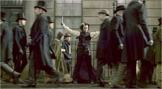 A Sweeney Todd Picture