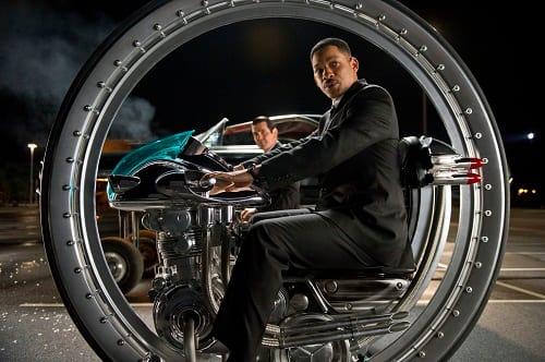 Men in Black 3: Will Smith Stars