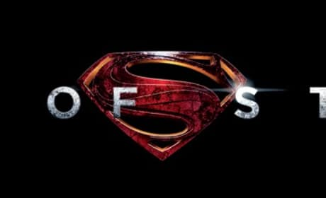 Man of Steel Title Banner
