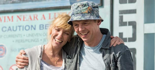 Hector and the Search for Happiness Simon Pegg Toni Collette