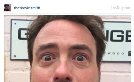 Kevin Smith Instagram Picture