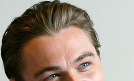 Leonardo DiCaprio Enters a Brave New World