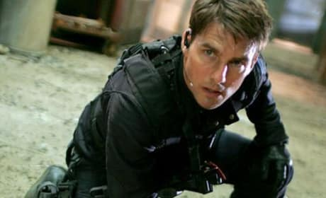 Tom Cruise Going on a Fourth Impossible Mission