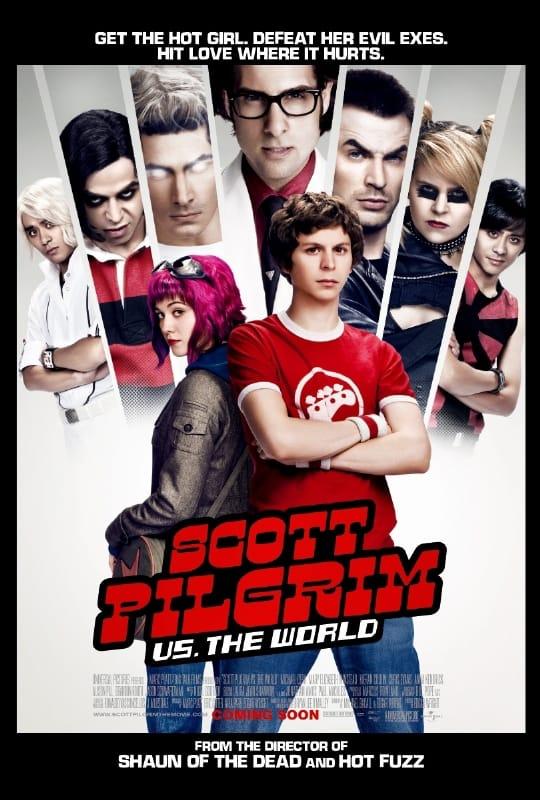 Scott Pilgrim International Poster