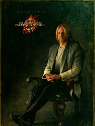 Catching Fire Haymitch Portrait