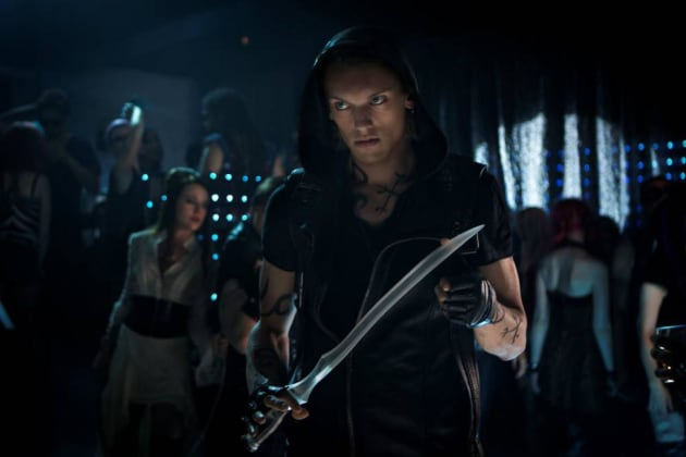 Jamie Campbell Bower The Mortal Instruments: City of Bones