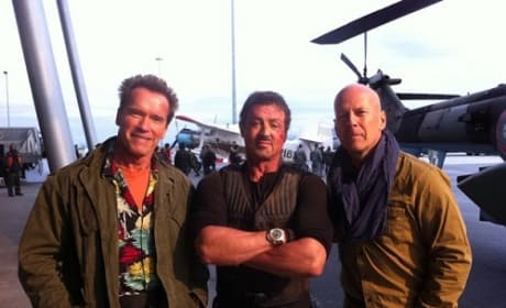 The Expendables 2 Featurette: Sylvester Stallone on this 'Special' Film