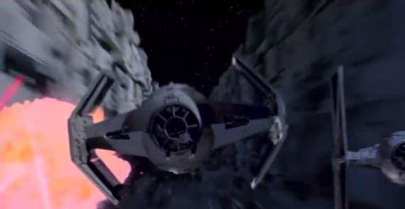 Star Wars Empire Fighter Photo