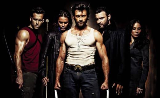 X-Men Origins: Wolverine Promo Pic