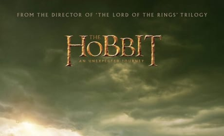 The Hobbit Comic-Con Poster Drops Along with Giant Banner