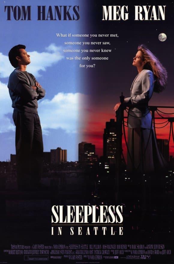 Sleepless in Seattle Movie Poster