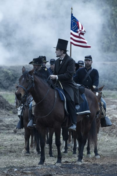 Daniel Day-Lewis Lincoln Still