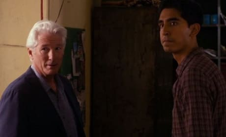 The Second Best Exotic Marigold Hotel Richard Gere Dev Patel