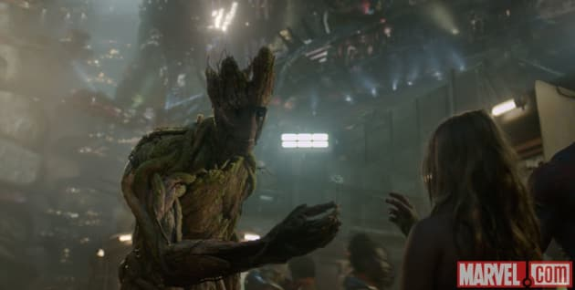 Guardians of the Galaxy Groot Flower