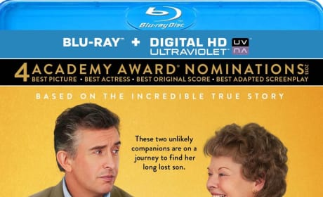 Philomena Exclusive Giveaway: Win a Signed DVD & Book!