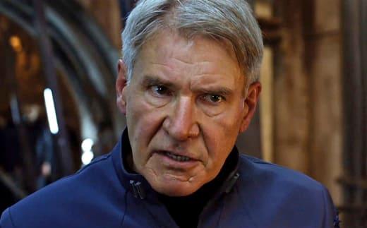 Ender's Game Stars Harrison Ford