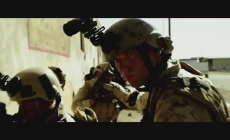 Act of Valor Featurette: Real SEALs in Action
