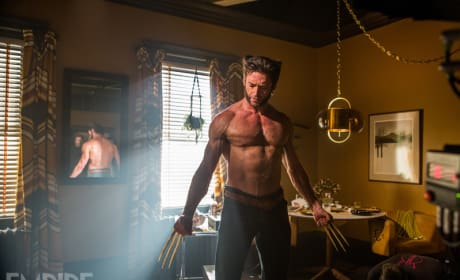 Hugh Jackman Wolverine X-Men: Days of Future Past