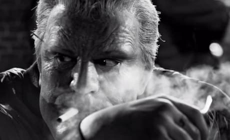 Sin City A Dame to Kill For Star Mickey Rourke