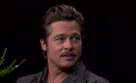 Brad Pitt Visits Zach Galifianakis on Between Two Ferns: Hilarity Ensues